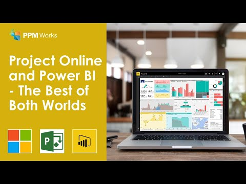 Project Online and Power BI - The Best of Both Worlds