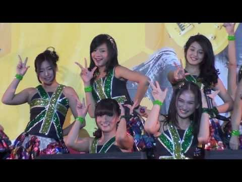 [FANCAM] JKT48 - Gomen Ne Summer at EF Festival 17 Nov 2013