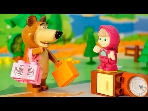 Видео про игрушки - Одна дома. Игрушечные мультфильмы для малышей 2019 года смотреть онлайн.