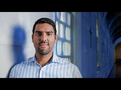 NABEEL QUERSHI  (1983- 2017) - Statement of Faith & Hope in Eternal Life