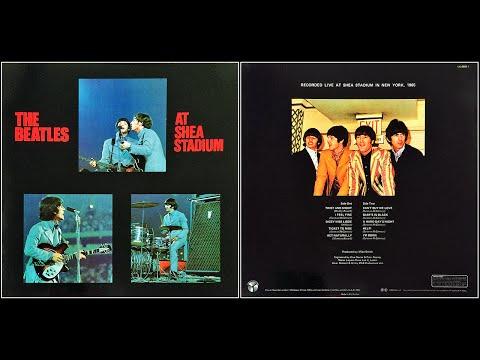 AT THE SHEA STADIUM (edit) The Beatles