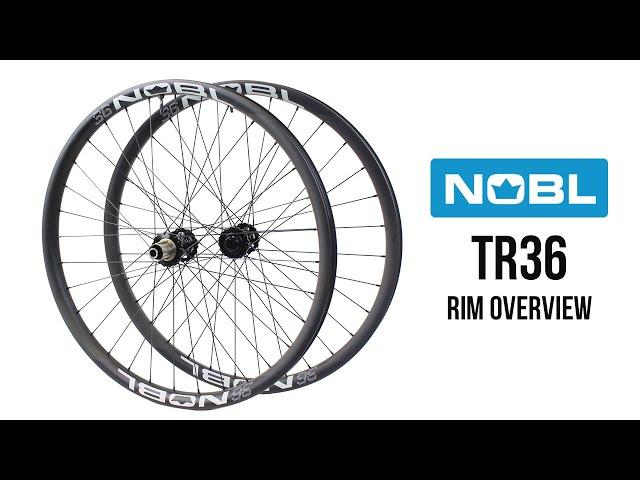 NOBL TR36 Rim Overview