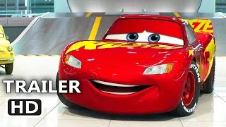 CАRS 3 New Trailer (2017) Pixаr Animation Movie HD
