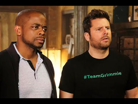 Psych: The Movie: Best Shawn & Gus Moments