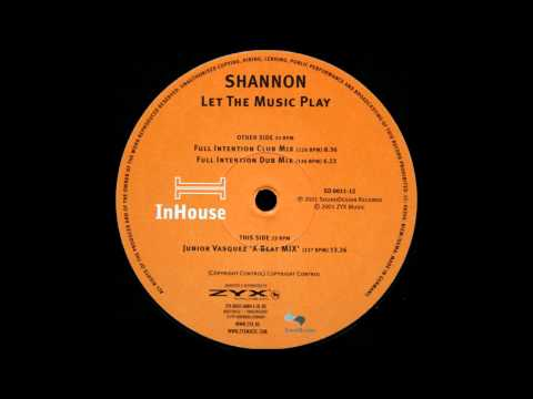 Shannon - Let The Music Play (Full Intention Club Mix)