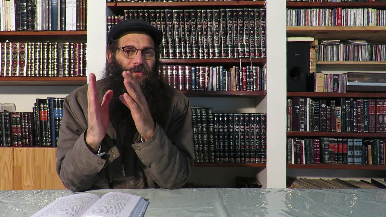 הרב נתן אופנר -  מסילת ישרים (73)