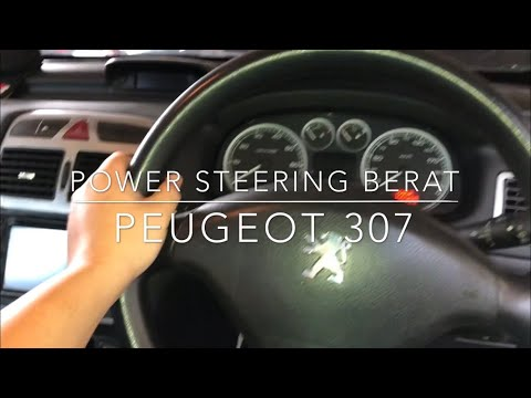 Power steering berat peugeot 307 | ecu Eps rusak