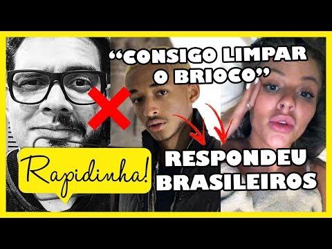 """LUÍSA SONZA FAZ PROMESSA AOS FÃS  APÓS SER ALVO DE """"PIADINHA"""" FILHO DE WILL SMITH RESPONDE"""