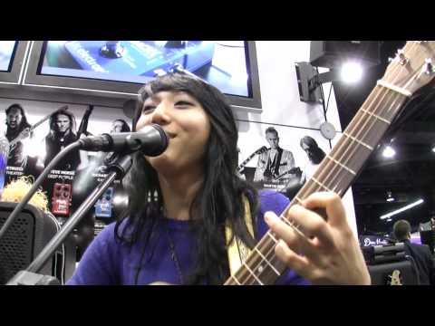 Clara Chung Live Namm 2012