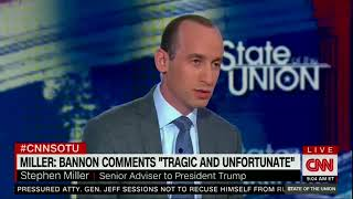 Jake Tapper asks whether Trump met with the Russians in June 2016