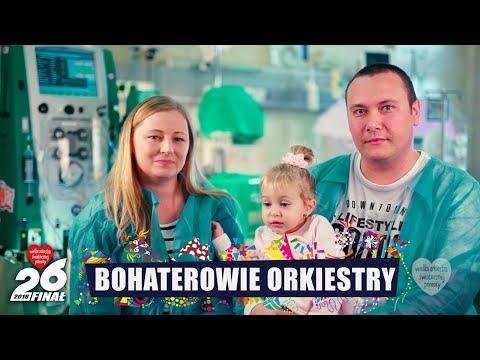 Dzielna Milenka i jej rodzice