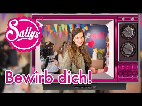 Meine eigene TV Sendung / Bewirb dich bei mir ! Backen mit Sally