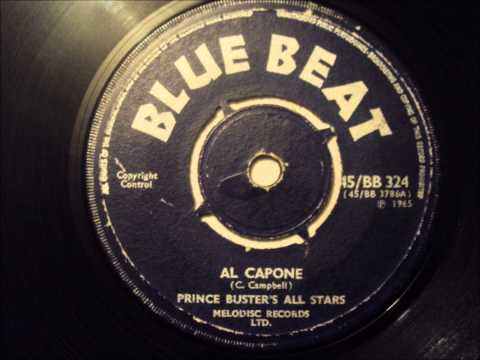 Prince Buster's All Stars - Al Capone - Blue Beat UK 1965