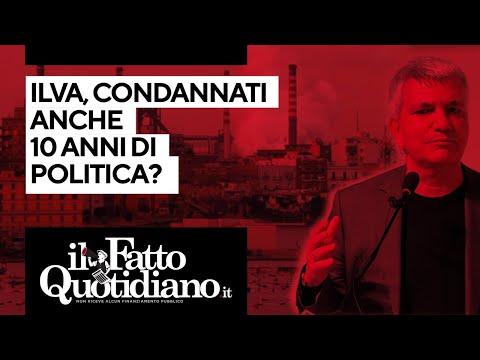 Ilva, condannati anche 10 anni di politica?