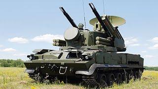 Tunguska M1 : A Russian SHORADS