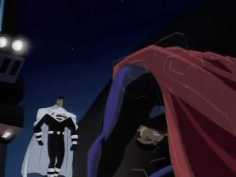 Justice League Vs The Justice Lords