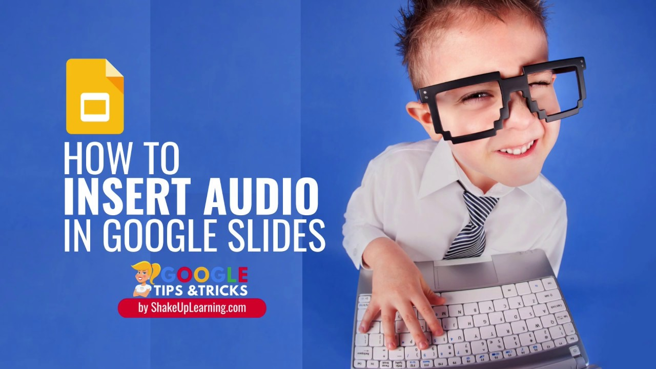 How to Insert Audio in Google Slides (Step-by-Step) | Shake