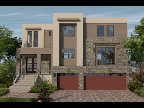 EPIC HOUSE by American West Homes 3-story 5000 sq ft with rooftop deck and pool in Las Vegas!