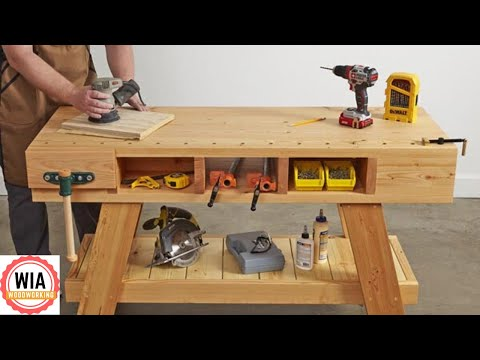 woodworking-is-amazing-#24:-top-diy-woodworking-projects,-tips-and-tricks
