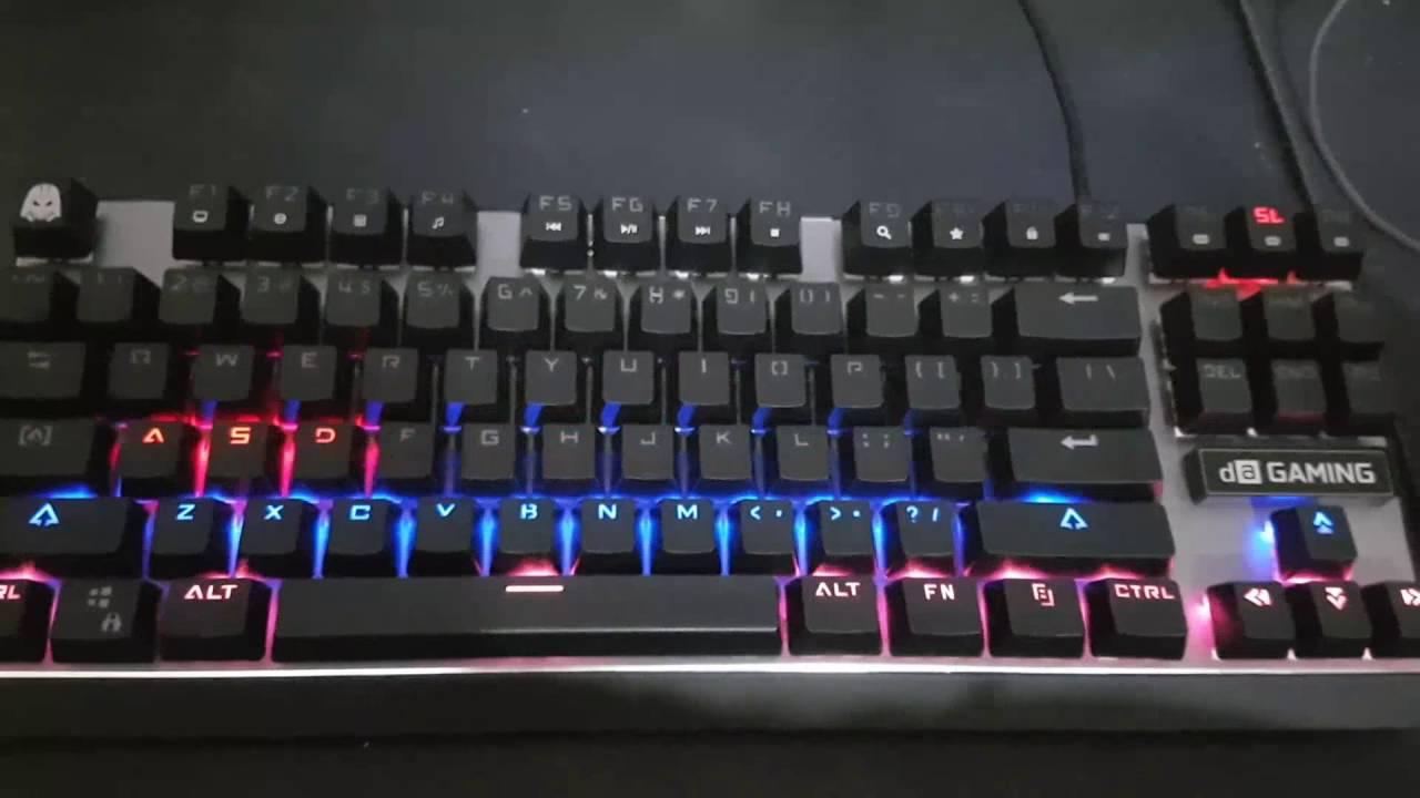 535d44bf0d8 Digital Alliance K1 Meca Keyboard Short Review - YouTube