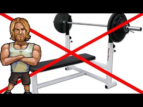 Bench press 5 biggest bench press mistakes