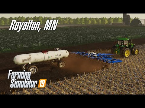 Applying Anhydrous with