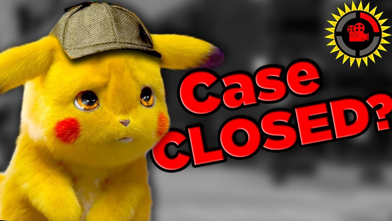 Film Theory: What is Detective Pikachu's Secret Identity? (Pokemon Detective Pikachu Movie)
