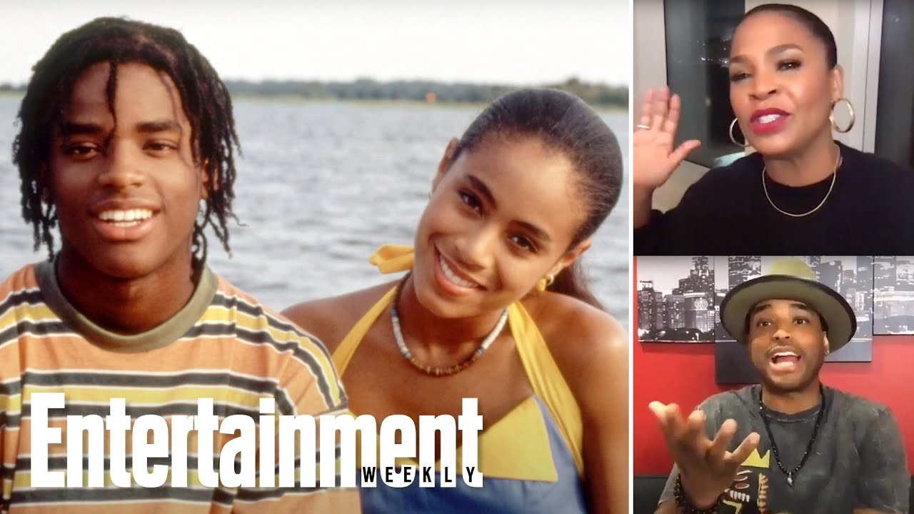 Nia Long & Larenz Tate (Love Jones) Go Head to Head: Black Movie Trivia