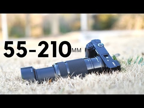 Sony 55-210mm Telephoto Lens Overview