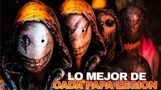 DEAD BY DAYLIGHT | LO MEJOR DE CADA PAPA LEGION ( ESTA VEZ CON SONIDO XD )