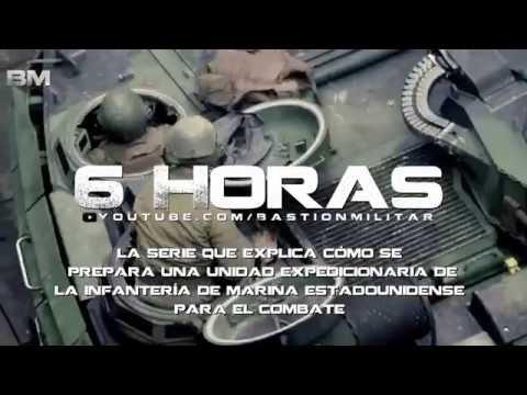 6 HORAS serie del U.S. Marine Corps (Sub. en Español) | Trailer HD