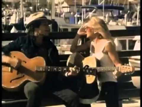 """ I Slipped on my Best Friend "" by David Heavener & Charlene Tilton"
