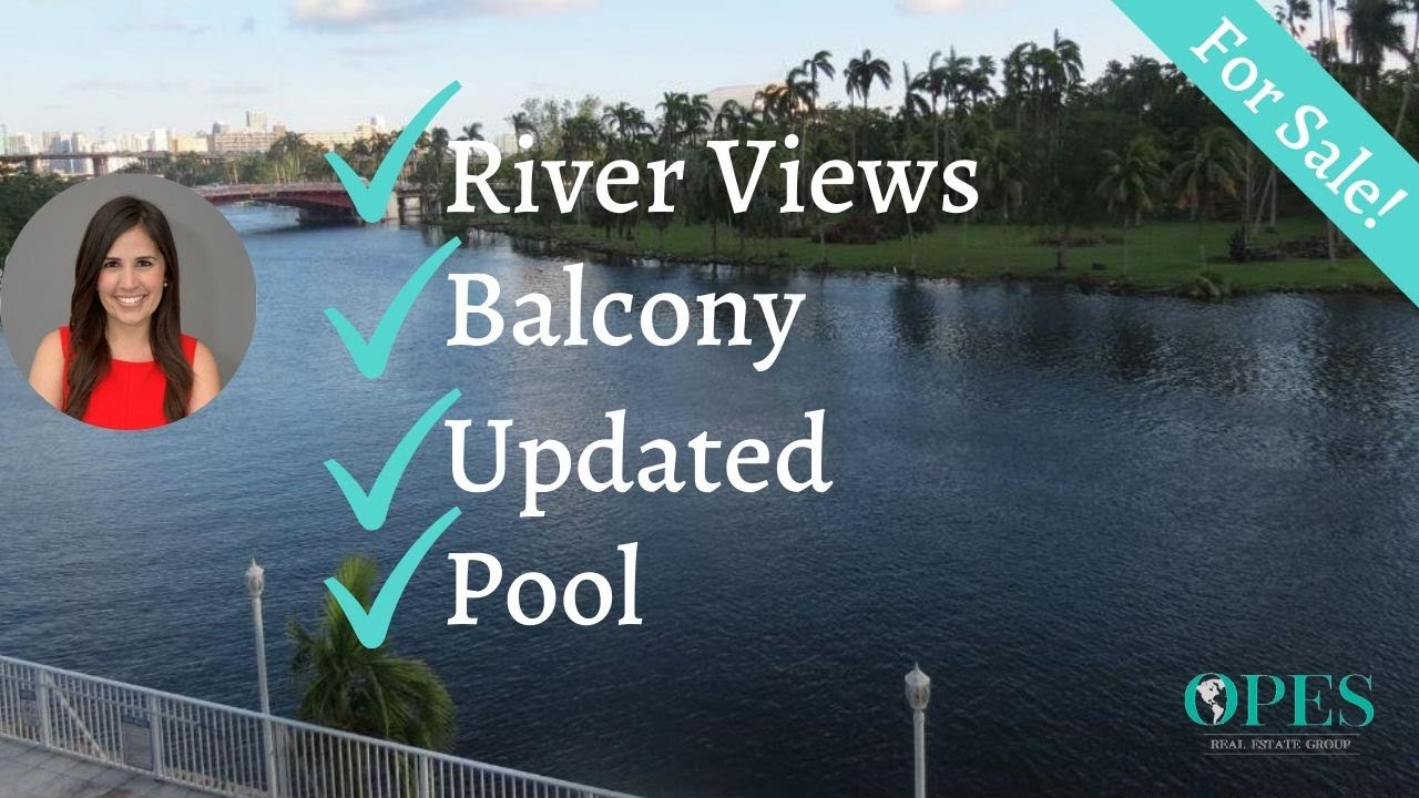 Live On The Miami River With Only 10% Downpayment - 1740 NW N River Dr #525