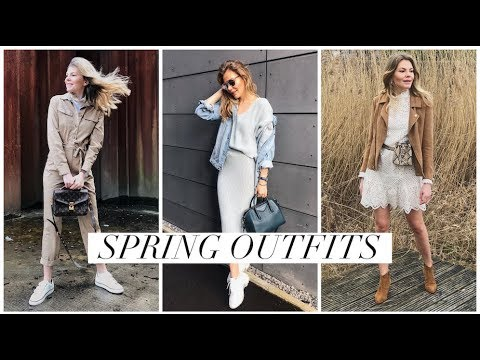 Spring Outfits With Designer Watch   Styling Moments