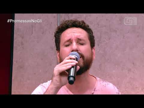 Leonardo Gonçalves ao vivo - Promessas no G1 (2017)