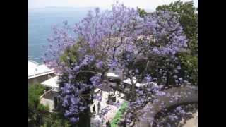 Неаполь - Napoli. (Анна Герман. Santa Lucia Luntana)