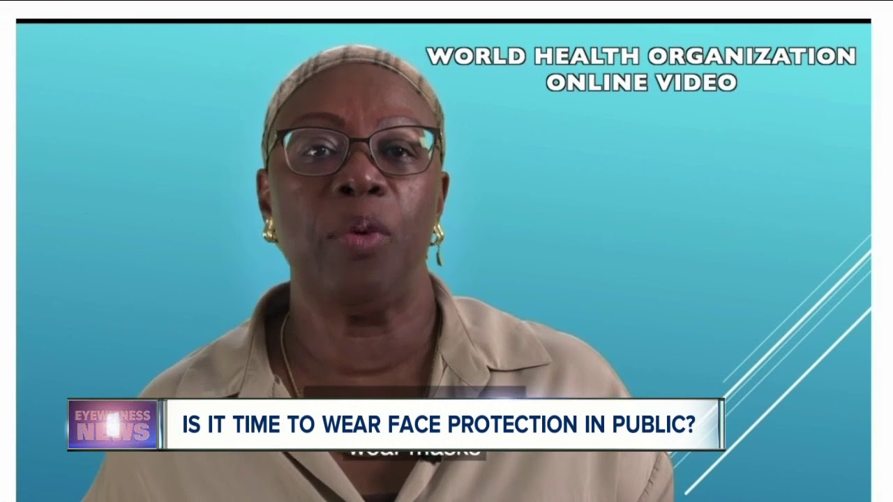 Is it time to wear face protection in public? thumbnail