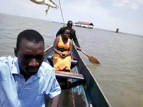 Touring Lake Victoria