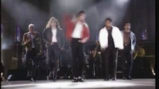 Michael Jackson  - Is It Scary? HQ