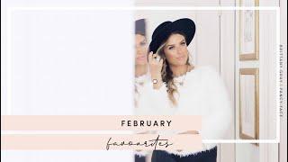 February Beauty, Fashion And Lifestyle Favourites