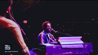 Maroon 5's PJ Morton on making music 'selfishly'