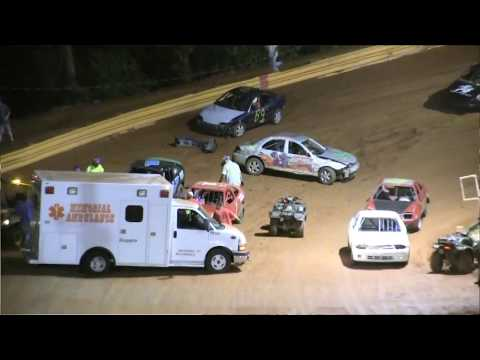 FWD Main @ Toccoa Raceway May 28th 2017