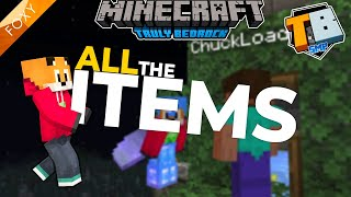 ALL the Items | Truly Bedrock Season 2 [53] | Minecraft Bedrock Edition 1.16.4