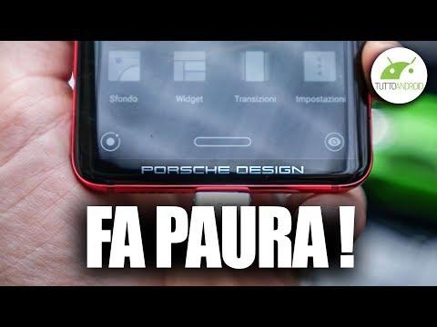 SENSORE SOTTO AL DISPLAY a 1695 EURO! Huawei Mate RS Porsche Design | ANTEPRIMA ITA | TuttoAndroid