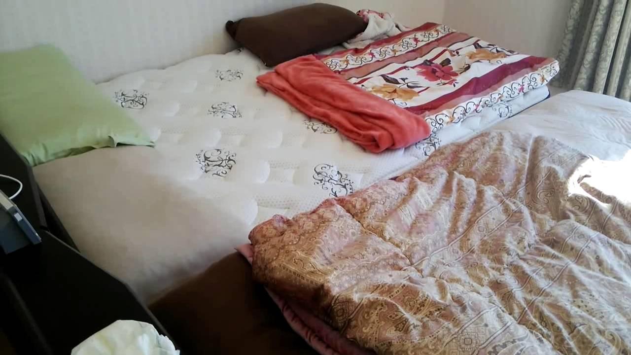 子供の添い寝用主寝室ベッド配置やベビーベッドのデメリット ...