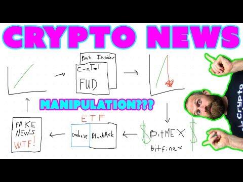 "Goldman ""Fake News"" Manipulation | Coinbase ETF | Blockchain Legally Binding?!? Mp3"