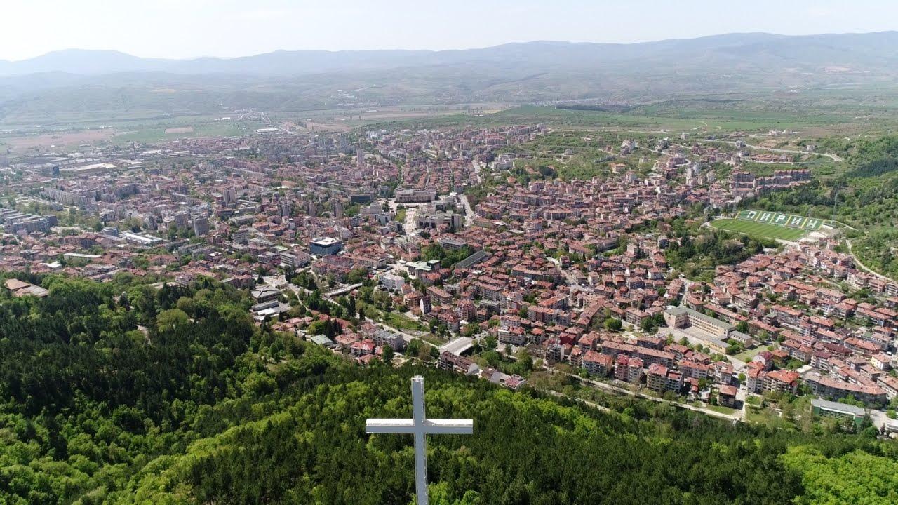 Страхотни кадри! Ще познаете ли кой е този красив български град?