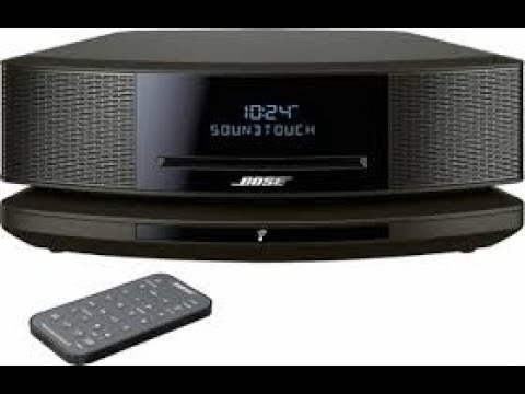 Bose Wave SoundTouch Music System IV, works with Alexa, Espresso Black Home Audio & Theat
