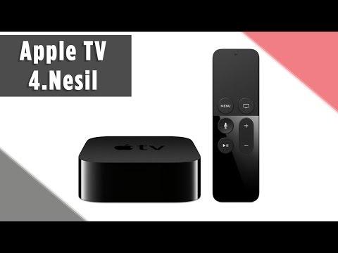 Apple TV Kurulumu ve İncelemesi (4.Nesil)