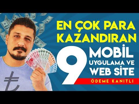 EN ÇOK PARA KAZANDIRAN MOBİL UYGULAMALAR VE WEB SİTELER   ÖDEME KANITLI !!!